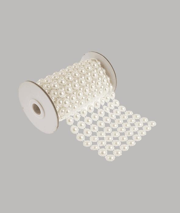 Nastro plastica perle 12×100 cm