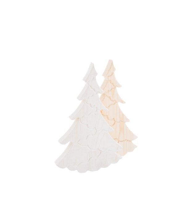Pinetto legno c/intarsi assortito 18×16,50×2 cm